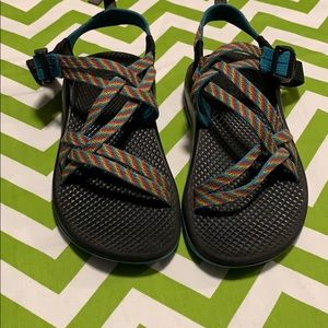 Girls chacos Sandals Size 2